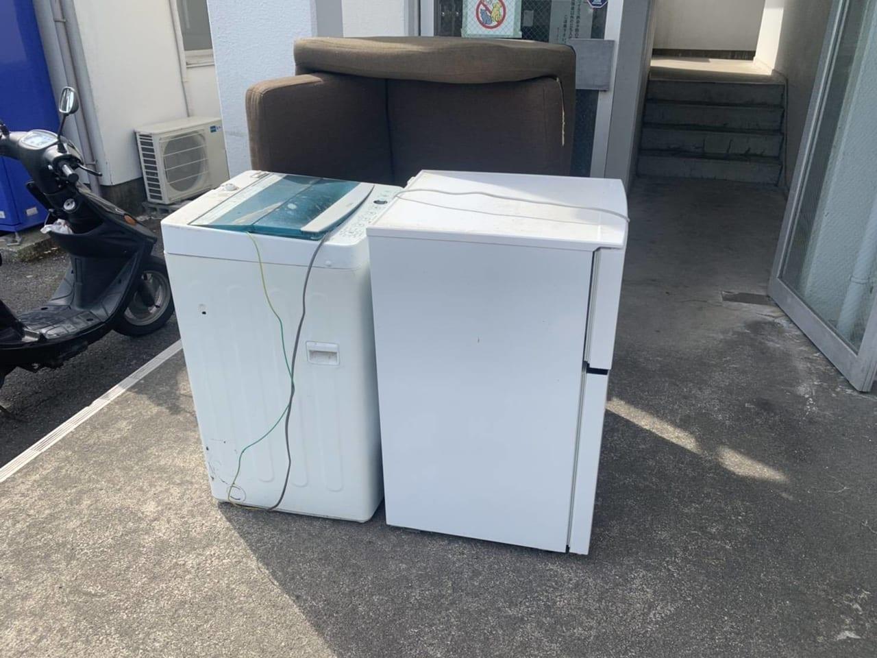 徳島県徳島市周辺のT様不用品回収前画像