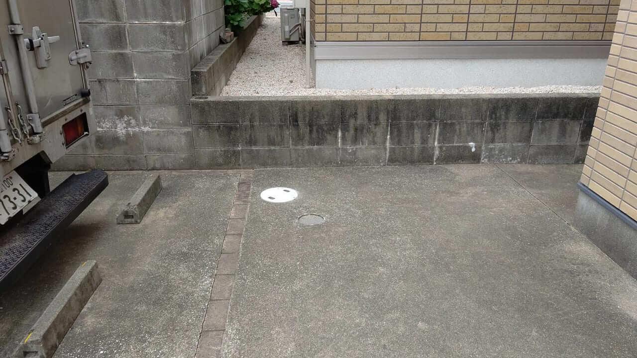 福岡県久留米市不用品回収後画像