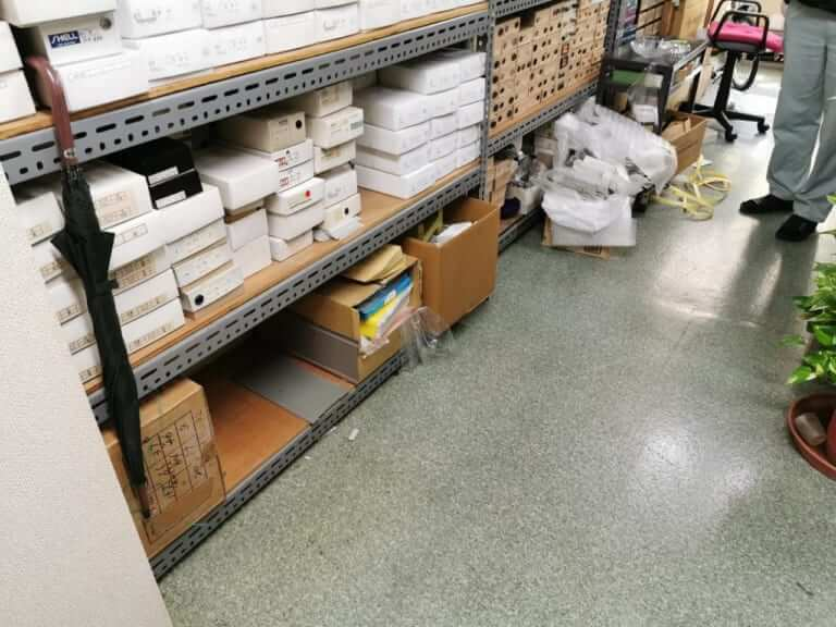 オフィスの不用品回収事例
