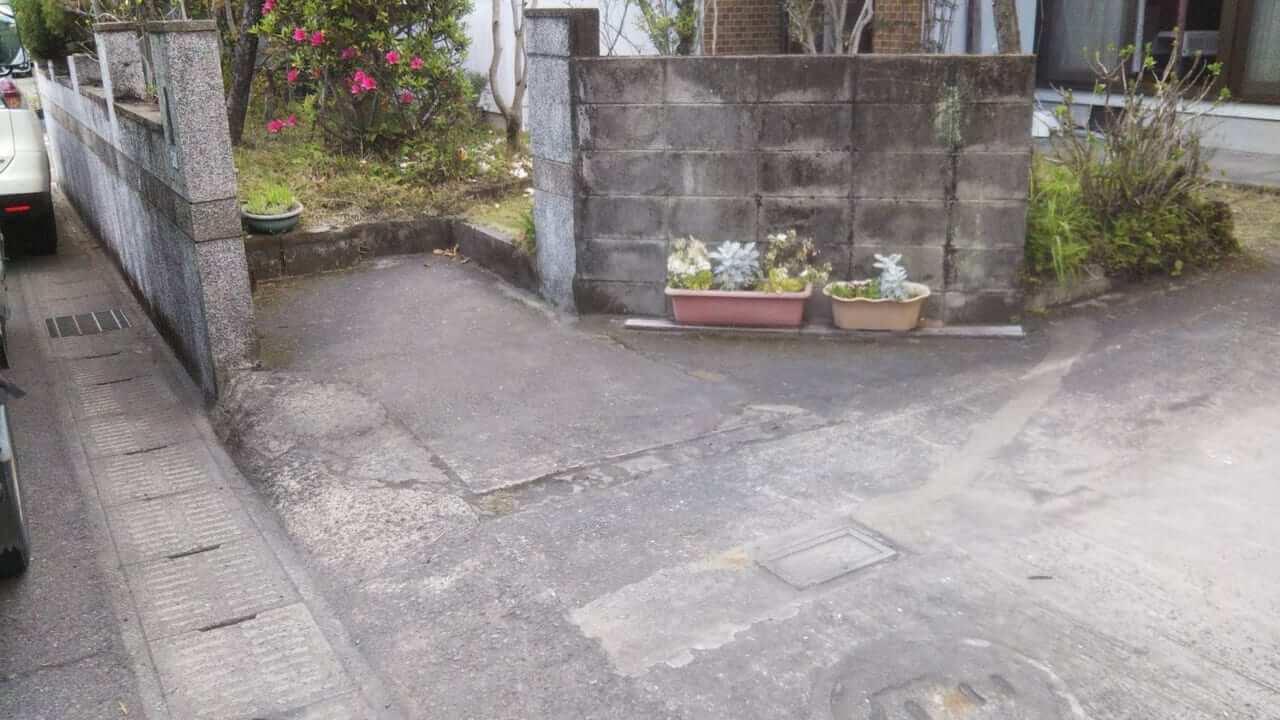 鹿児島県鹿児島市周辺不用品回収後画像