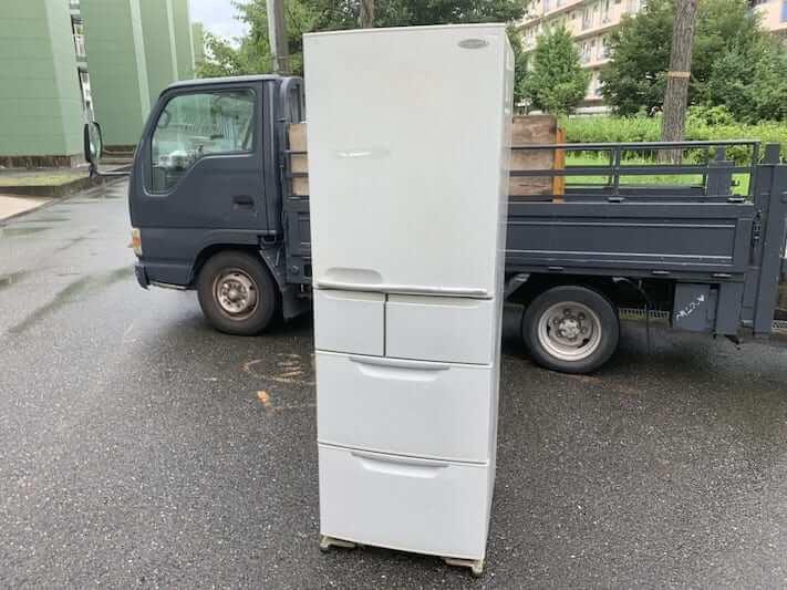 福岡県福岡市博多区不用品回収前画像