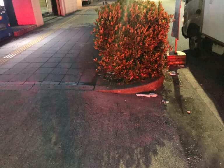 東京都目黒区周辺不用品回収後画像