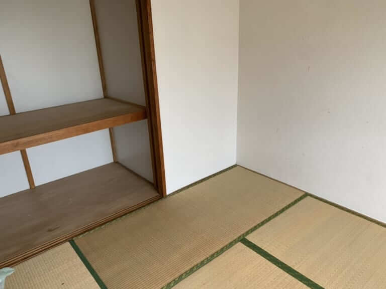 千葉県市原市不用品回収後画像