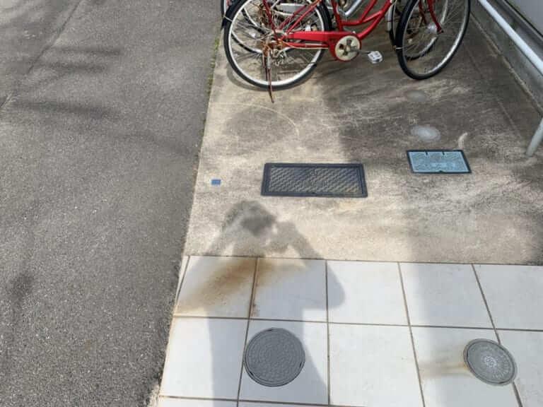神奈川県平塚市周辺不用品回収後画像