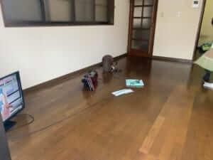 千葉県千葉市稲毛区不用品回収後画像