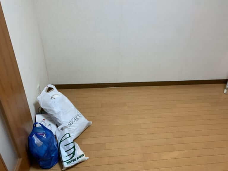 東京都北区不用品回収後画像