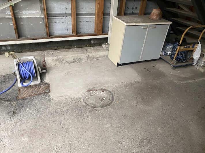福岡県福岡市博多区周辺不用品回収後画像