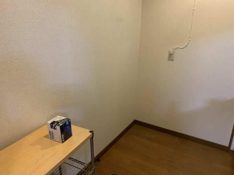 愛知県春日井市不用品回収後画像
