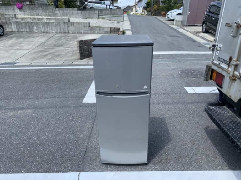 愛知県豊田市不用品回収前画像