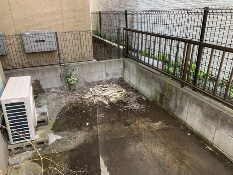 神奈川県伊勢原市周辺不用品回収後画像