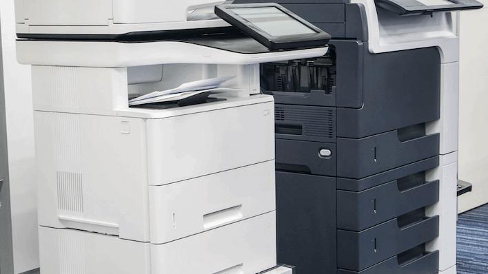 業務用のプリンターはゴミとして処分できない